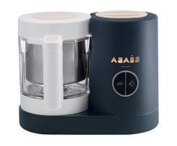 BEABA Babycook Neo, Glass 4 in 1 Steam Cooker & Blender, Com