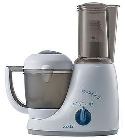 BEABA Babycook Original Plus 6 in 1 Steam Cooker, Blender, a