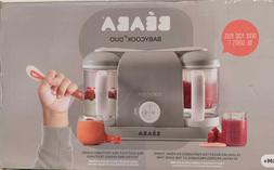 BEABA Babycook Plus 4 in 1 Steam Cooker and Blender, 9.4 cup