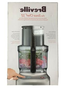 Breville BFP660SIL The Sous Chef 12 Food Processor