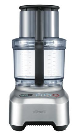 Breville BFP800BAL Kitchen Wizz Food Processor, Brushed Alum