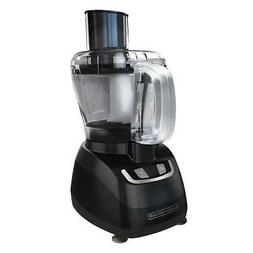 Black & Decker FP1600B 8-Cup 450-Watt Food Processor - Black