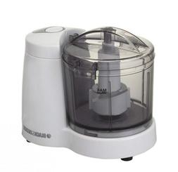 Black & Decker SC350 120-watt Food Chopper Processor, Mini,