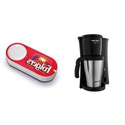 Black & Decker DCM18S Brew 'n Go Personal Coffeemaker w/Trav