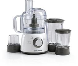 Black & Decker FX400BMG 400W Food Processor with Blender, Mi