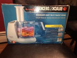 Black + Decker Quick N Easy Food Processor FP1445 New & Orig