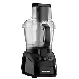 NEW Black & Decker 10-Cup Wide-Mouth Food Processor