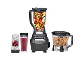 Ninja Blender Food Processor 1500 watt cups 3 speed ice crus