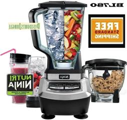 Ninja Blender 1200 Watts of professional performance With Au