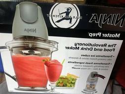 Ninja Blender 48 oz. Gray 1 Speed Pulse Control Dishwasher S