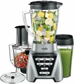 Blender | Pro 1200 Glass Jar, 24-Ounce Smoothie Cup Food Pro