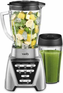 Oster Blender Pro 1200 with Glass Jar, 24-Ounce Smoothie Cup