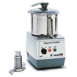 Robot Coupe BLIXER 6 Vertical Food Mixer Blender 3 HP w/ 7 Q