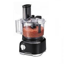 Bowl Scraper 8 Cup Food Processor W/ Built-in Scraper Dishwa