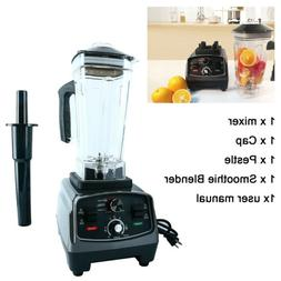 BPA Free 2L Commercial Blender Mixer Juicer Food Processor f