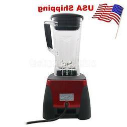 BPA Free 3HP 2200W Heavy Duty Commercial Blender Mixer Juice