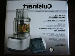 Brand New Cuisinart Elemental Series 11-Cup Food Processor F