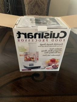 BRAND NEW, IN BOX Cuisinart Food Processor 7 Cup Bowl DLC-5