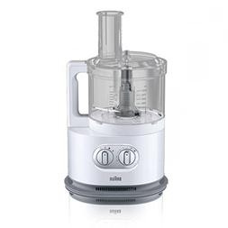 Braun FP5150WH IdentityCollection Food Processor, 220V , Whi