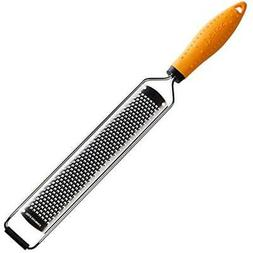 Deiss PRO Citrus Zester & Cheese Grater — Parmesan Cheese