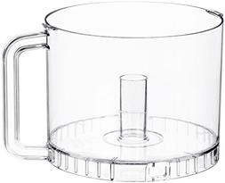 Waring Commercial FP252 Food Processor Batch Bowl, Clear, 2.