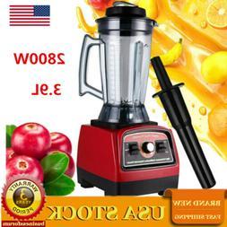 Commercial Grade 3.9L Heavy Duty Blender Mixer Juicer Food P