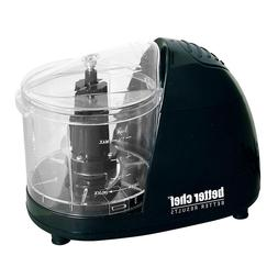 Better Chef Compact Chopper - Black  BRAND NEW--