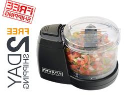 Compact Electric Mini Food Processor Kitchen Chopper Vegetab