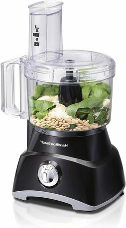 Hamilton Beach 10-Cup Food Processor & Vegetable Chopper wit
