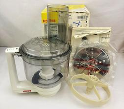 Bosch Compact Food Processor MUZ4MM3 for MUM 4 Food Processo