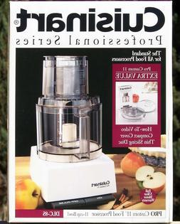 Cuisinart DLC-8S Pro Custom 11 Cup Food Processor White - Ne