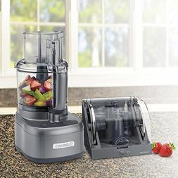 Cuisinart Elemental 11-Cup Food Processor with Accessory Sto