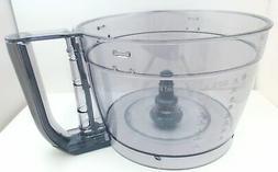Cuisinart 13-Cup Elemental Food Processor Large Work Bowl Gu