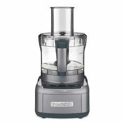 cuisinart fp 8gmfr cup food processor gunmetal