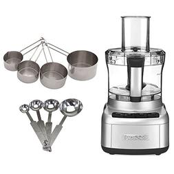 Cuisinart FP-8SV Elemental 8 Food Processor with Measuring S
