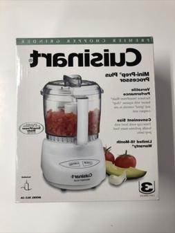 Cuisinart Mini Prep Plus Processor White Nic
