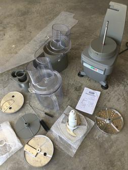 Waring cuisineart commercial food processor