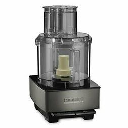 Cuisinart Custom 14-Cup Food Processor Black Stainless