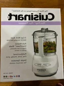 Cuisinart DLC-2A Mini-Prep Plus Food Processor  White