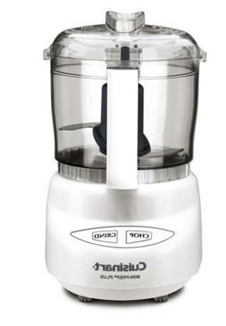 Cuisinart DLC-2A Mini-Prep Plus Food Processor  3 Cup, White