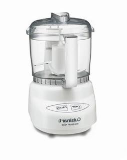 Cuisinart DLC-2A White 3-cup Mini Prep Plus Food Processor W