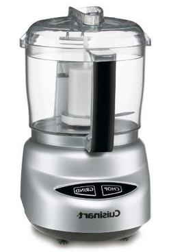 New Cuisinart Dlc-2Abc Mini-Prep Plus Food Processor Brushed