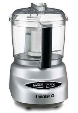 Cuisinart DLC-2ABC Mini-Prep Plus Processor - Brushed Chrome