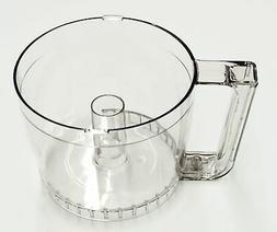 DLC-2AWB-1, Mini Prep Food Processor Work Bowl fits Cuisinar