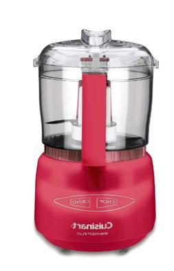 Cuisinart DLC-2AWM 3-Cup Mini-Prep Plus Food Processor, Wate