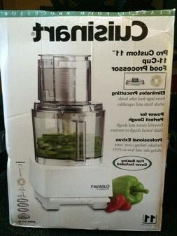 Cuisinart DLC 8S Pro Custom 11 Cup Food Processor White - Ne