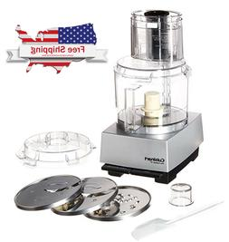 Cuisinart DLC-8SBCY Pro Custom 11-Cup Food Processor, Brushe