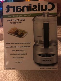 Cuisinart DLC4CHBFR 4-Cup Food Processor