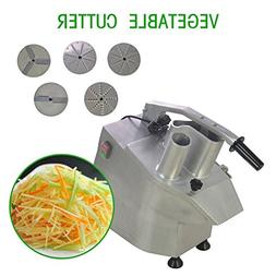 110V 550W Electric Commercial Food Processor Vegetable Slice