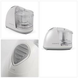 Electric Food Chopper Processor 1.5 Cup Dicer Hand Slicer Sm
